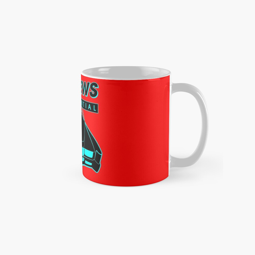 Fake News Confidential - Cadillac Eldorado Mug