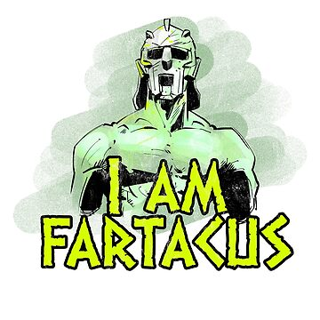 I Am Fartacus Funny Spartan Inspired T Shirt by noirty