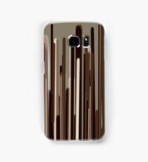 Scratchy Beige  Samsung Galaxy Case/Skin