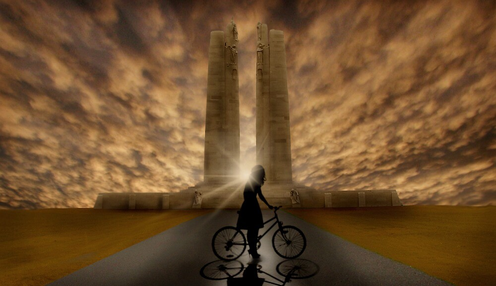 Monument by Cliff Vestergaard