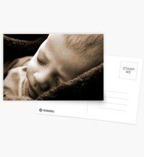 Sleeping Postcards