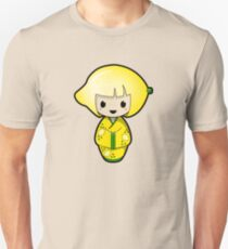 Lemon Kokeshi Doll Unisex T-Shirt