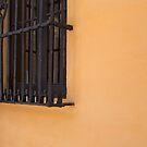 orange wall by youngkinderhook