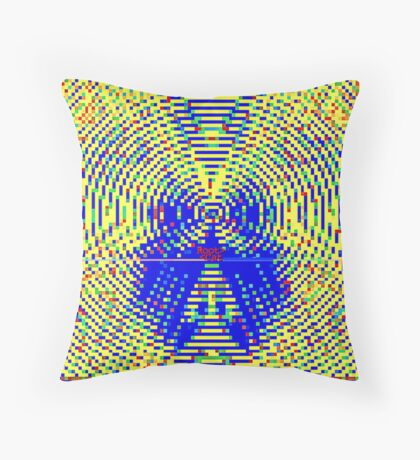 STR^B^LIFE (4) by RootCat  Throw Pillow