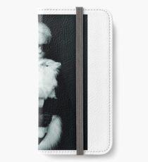 Karl & Choupette iPhone Flip-Case/Hülle/Klebefolie