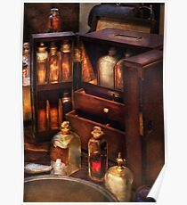 Doctor - The medicine cabinet Poster