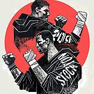 The Diaz Brothers by SavageRootsMMA