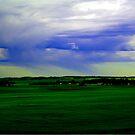 Prairie Rain by KS-Photography