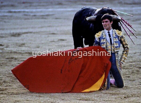 Bullfighting−2、SPAIN by yoshiaki nagashima