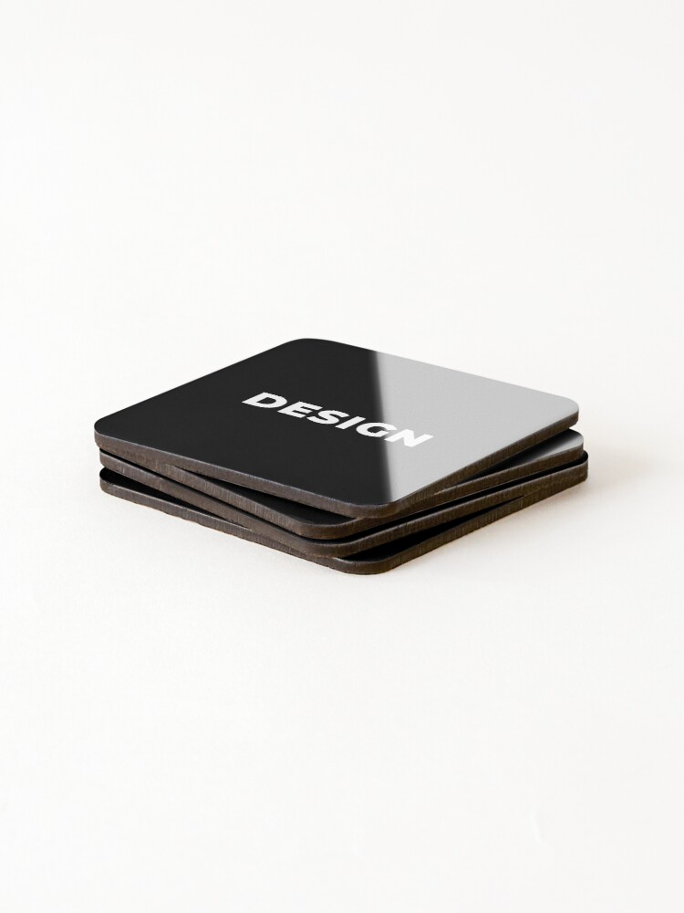 Alternate view of Design Coasters (Set of 4)