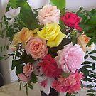 Roses by AmandaWitt