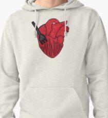 Hannibal - Fork In Heart Pullover Hoodie
