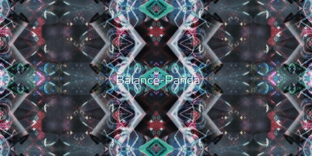 Celestial dragonfly by Balance-Panda