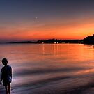 The boy and the sea by StamatisGR
