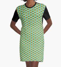 Smiley face - Feel the Sunshine emoji Graphic T-Shirt Dress