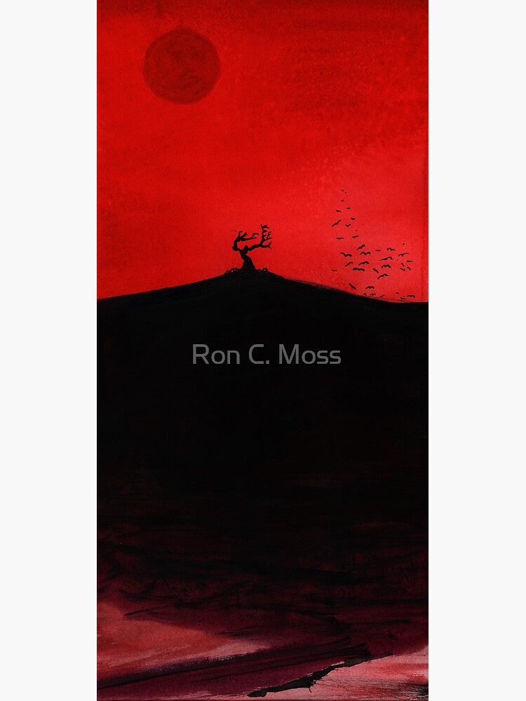 Red Dawn by ronmoss