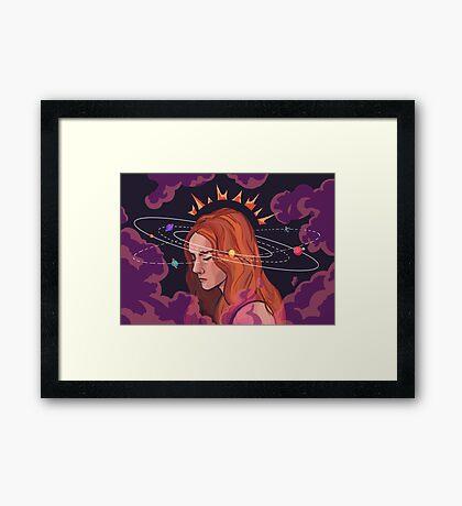 Conscious Framed Print