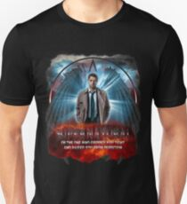 Supernatural I'm the one who gripped you tight and raised you from Perdition 3 T-Shirt
