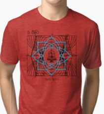 Schaubirdcageshroom Tri-blend T-Shirt
