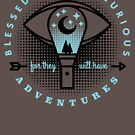 «Bienaventurados los Curiosos» de Wes Franklin
