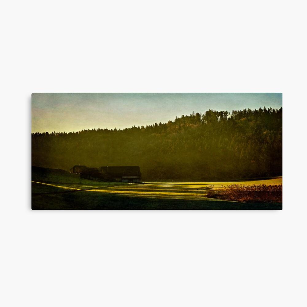 Daybreak Canvas Print