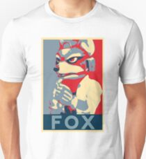 Fox Gives Us Hope Unisex T-Shirt