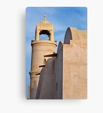 Zayed Man of Justice Canvas Print