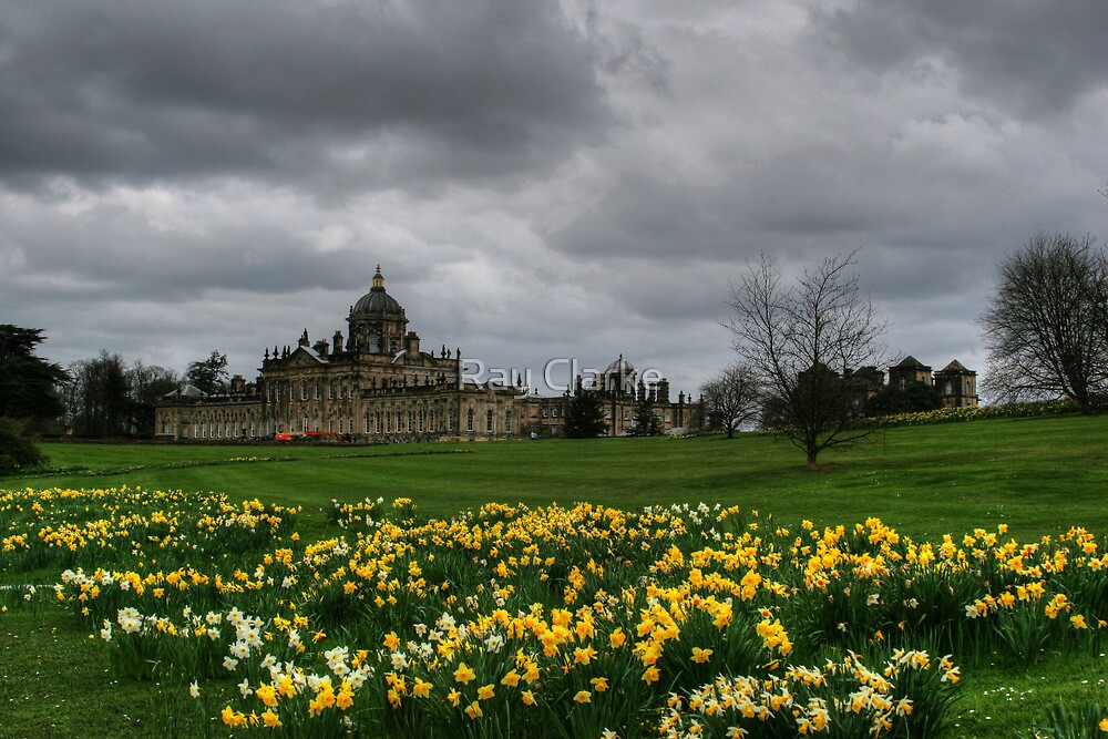 Castle Howard by Ray Clarke