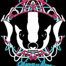 Animal Guide - The Badger by grizzeebear