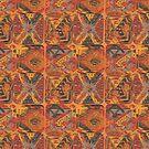 Paper Crochet Patchwork by -Patternation-