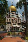 Sultan Mosque by Werner Padarin