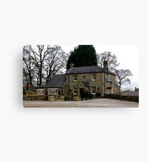 The Bridge Inn - Wath Canvas Print