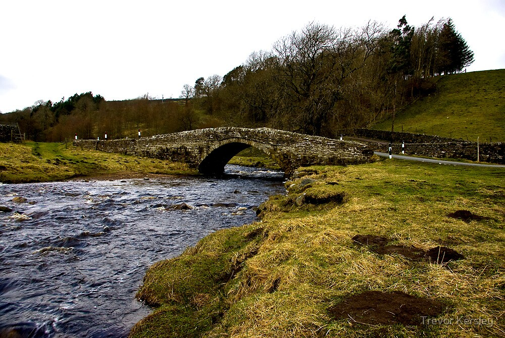 River Clover Bridge by Trevor Kersley