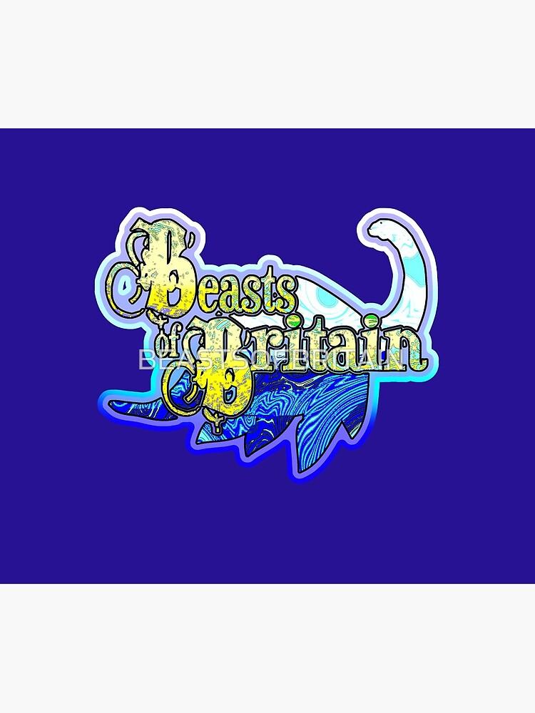 Beasts of Britain - Blelow Logo by BEASTSOFBRITAIN