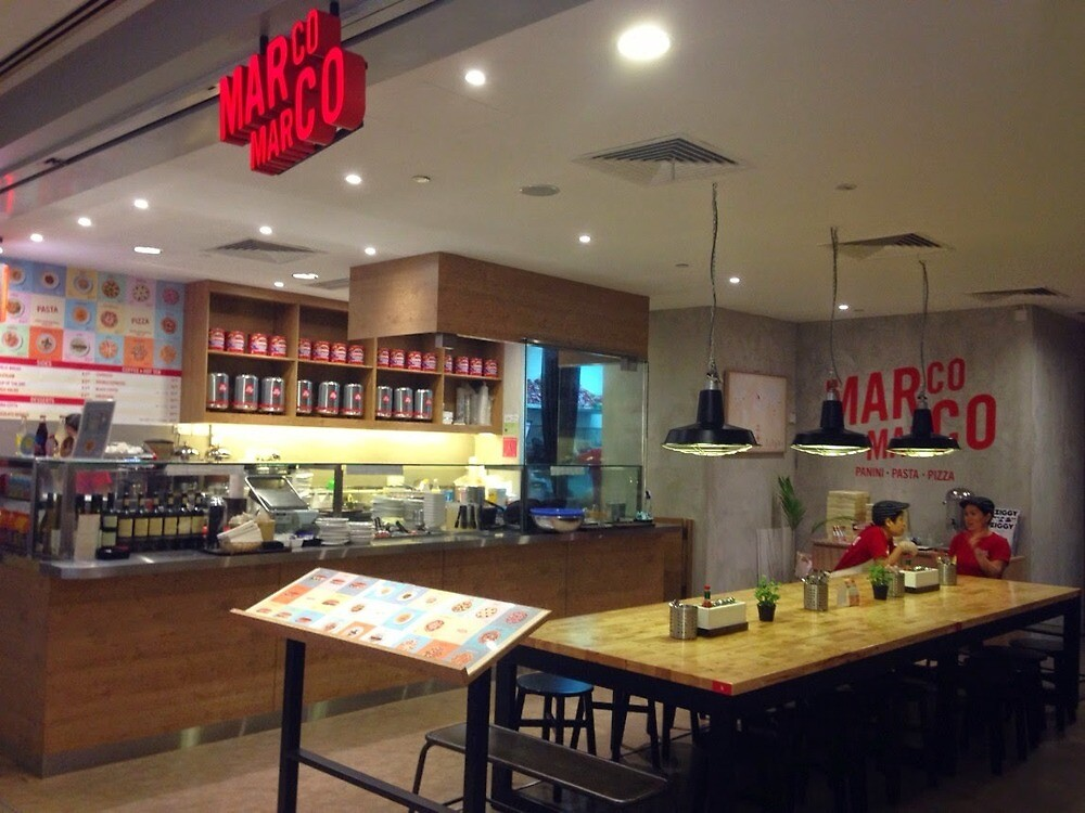 Best Family Restaurant in Singapore by marcomarcosg
