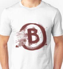 Camiseta ajustada Counter Strike B Site