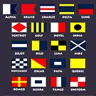 Maritime Flags by MaluC