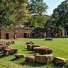 Jesuit Mission of San Ignacio by photograham