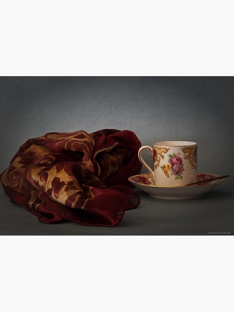 Tazzina con foulard by rapis60