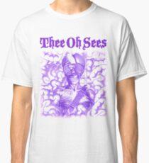 Camiseta clásica thee oh sees carrion crawler the dream