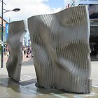 Water Feature, Swindon Town Centre by lezvee