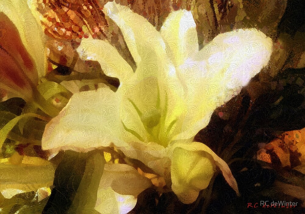 Lily for Gustav by RC deWinter