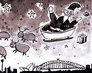 Sydney Santa by John Douglas