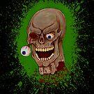 Toxic Zombie Splatter by PJScoggins