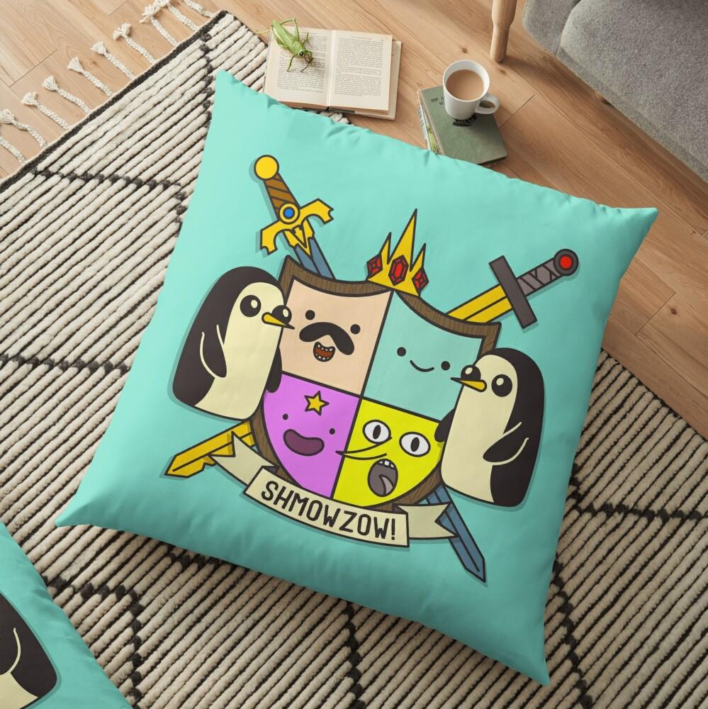 SHMOWZOW! Floor Pillow