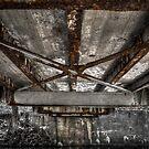 Rust Never Sleeps - 23 by Eric Scott Birdwhistell