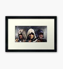 assassins Framed Print