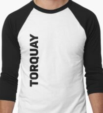 Torquay T-Shirt Men's Baseball ¾ T-Shirt