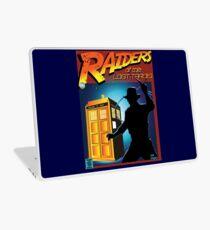 RAIDERS OF THE LOST TARDIS  Laptop Skin
