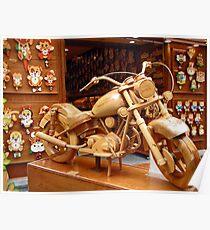Woody - Sorrento, Italy Poster